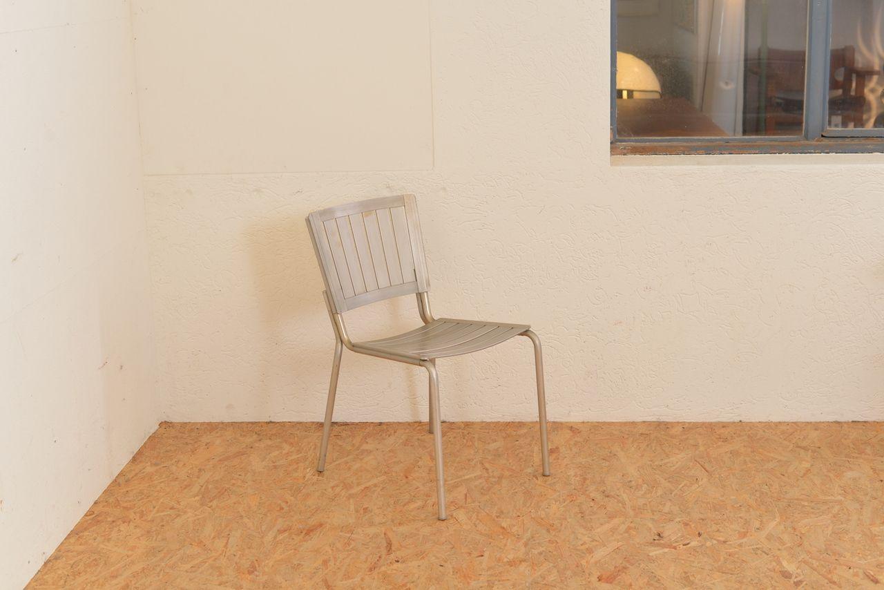 Vintage z ka alu stuhl von embru bei pamono kaufen for Stuhl designklassiker vintage
