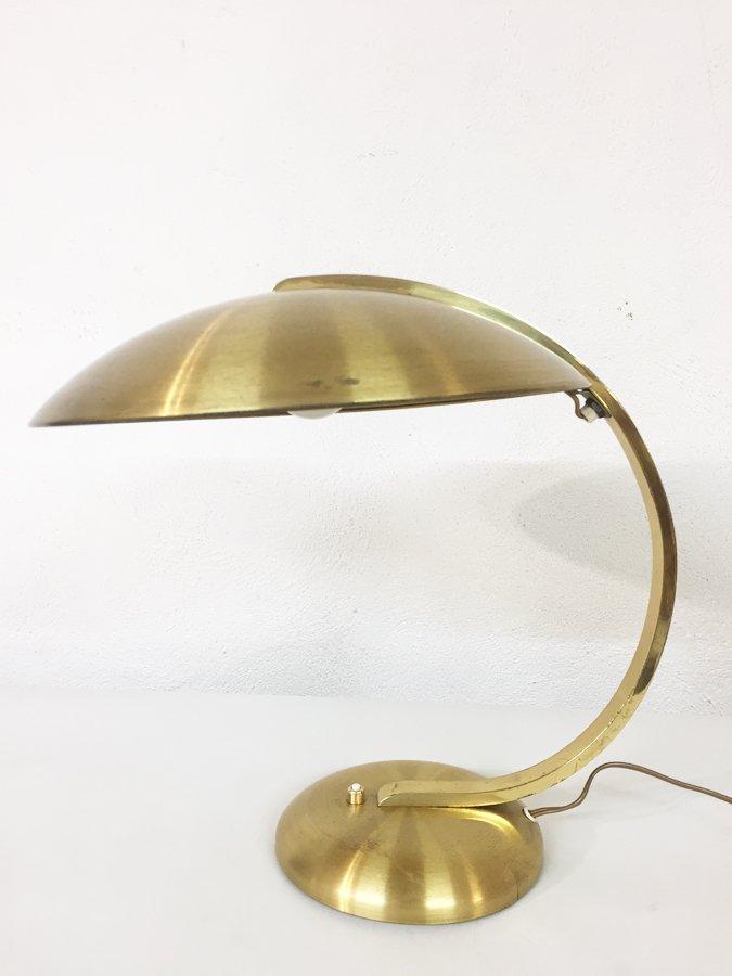 Vintage Schreibtischlampe von Egon Hillebrand für Hillebrand, 1960er