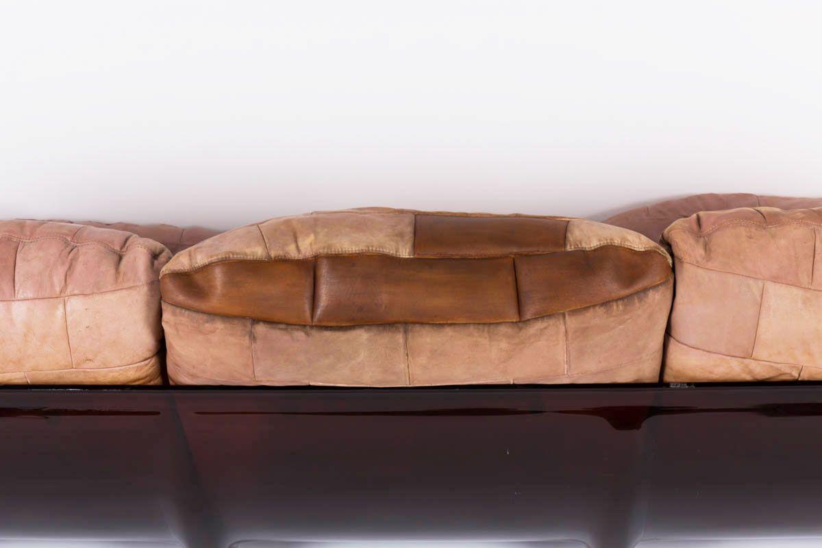 canap marsala par michel ducaroy pour ligne roset 1970s en vente sur pamono. Black Bedroom Furniture Sets. Home Design Ideas