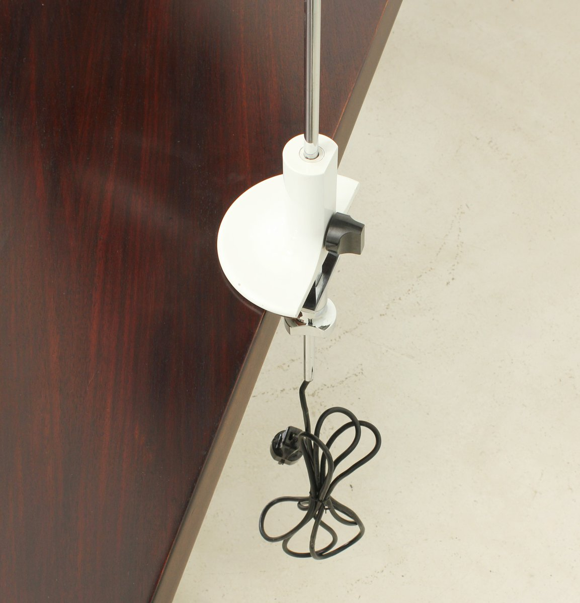 Lampada Da Tavolo Acrilica Joe Colombo : Lampada da tavolo spider di joe colombo per oluce anni