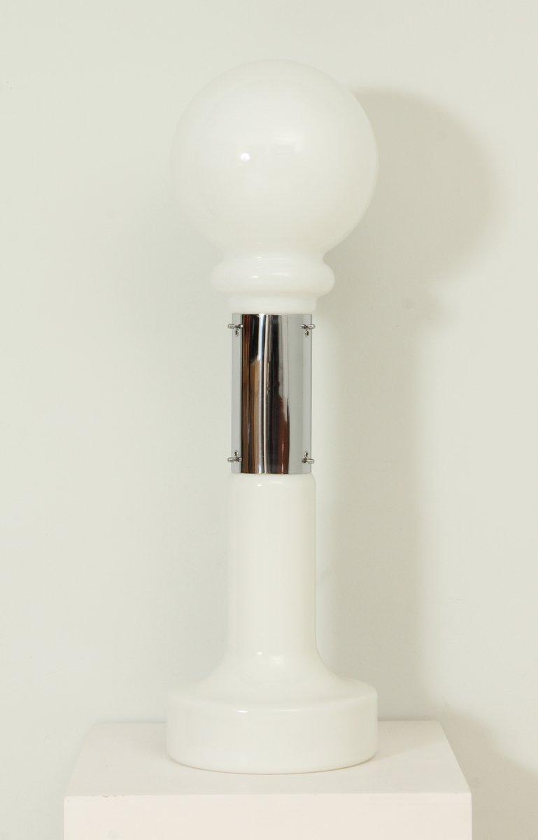 Große Stehlampe von Carlo Nason für Mazzega, 1970er