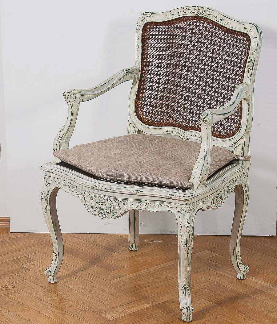 Antique French Chair, 19th Century - Antique French Chair, 19th Century For Sale At Pamono