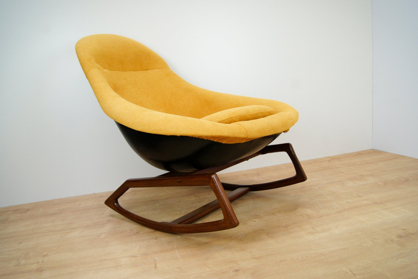 Rocking Chair By W. S. Chenery For Lurashell, 1960s