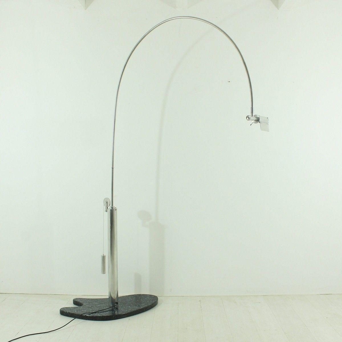 Industrielle Bogenlampe, 1980er