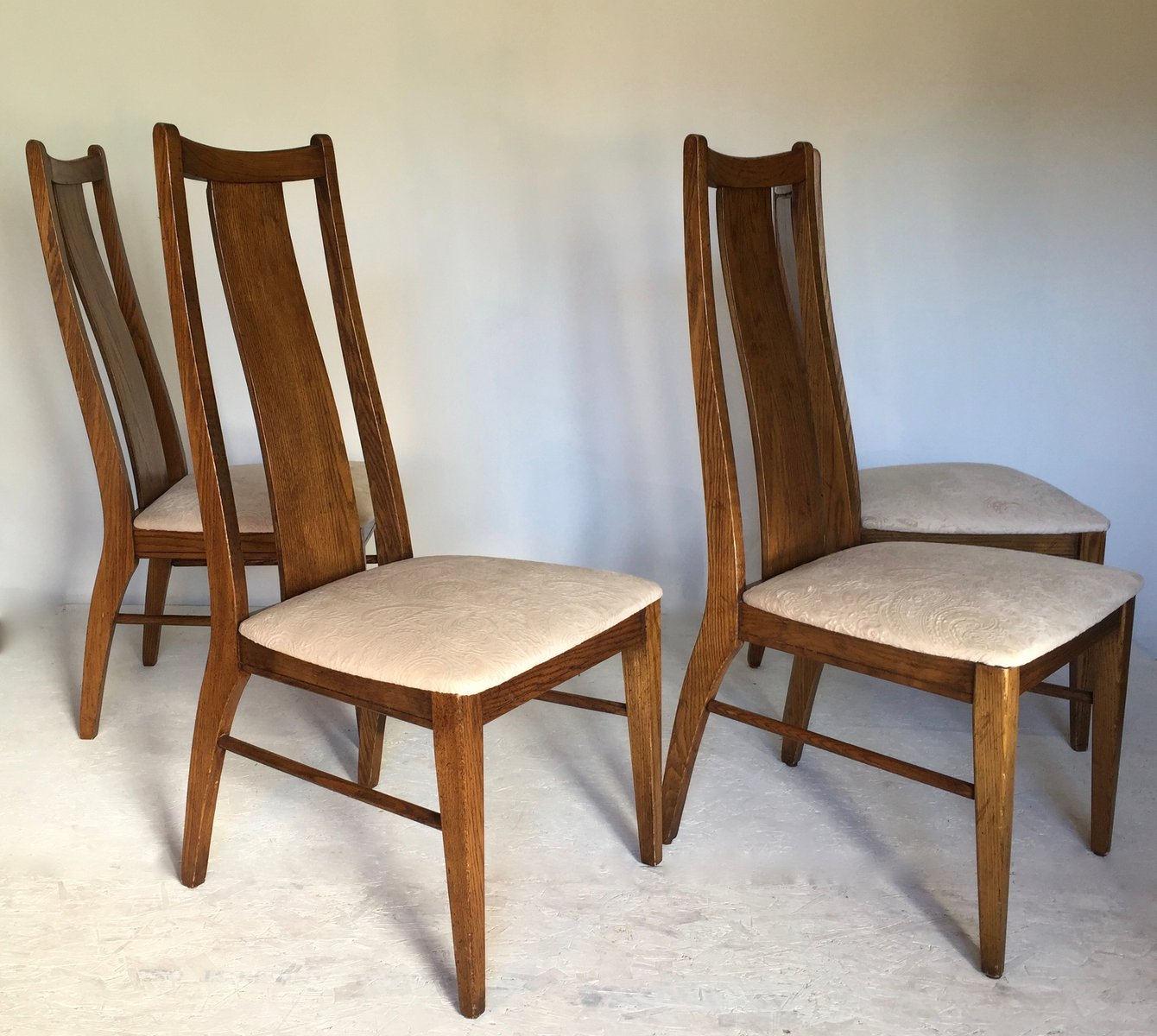 American Chairs From Garrison Furniture Company, 1960s