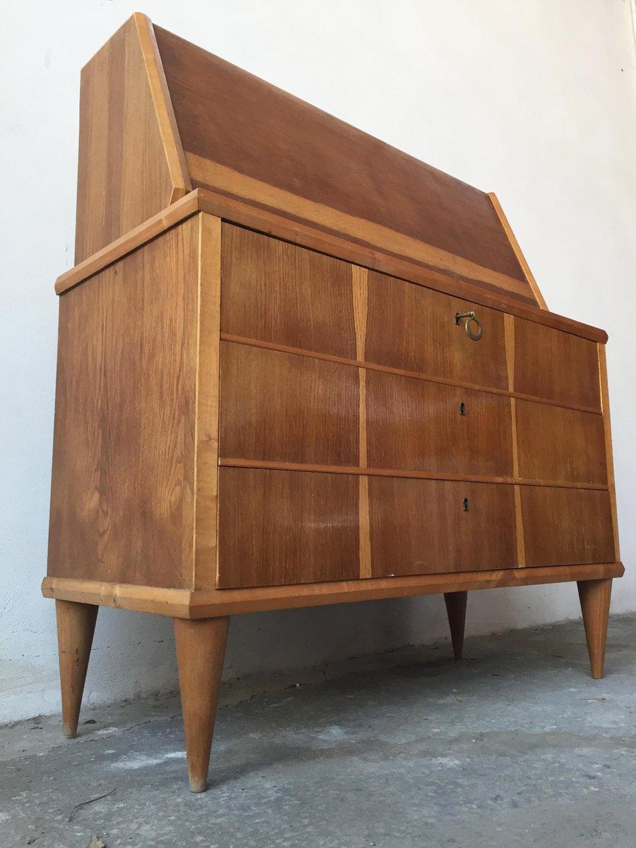 italienischer mid century sekret r bei pamono kaufen. Black Bedroom Furniture Sets. Home Design Ideas