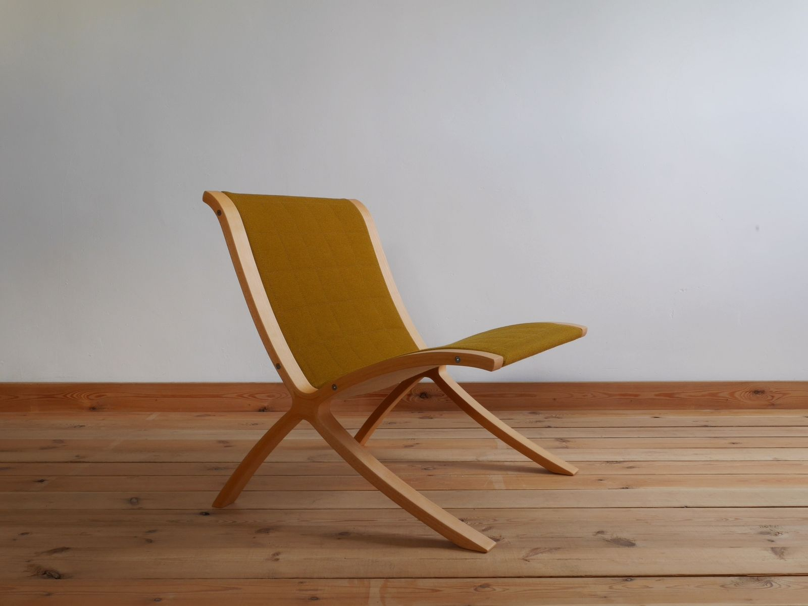 Mid-Century X-line Chair von Peter Hvidt & Orla Mølgaard-Nielsen für F...