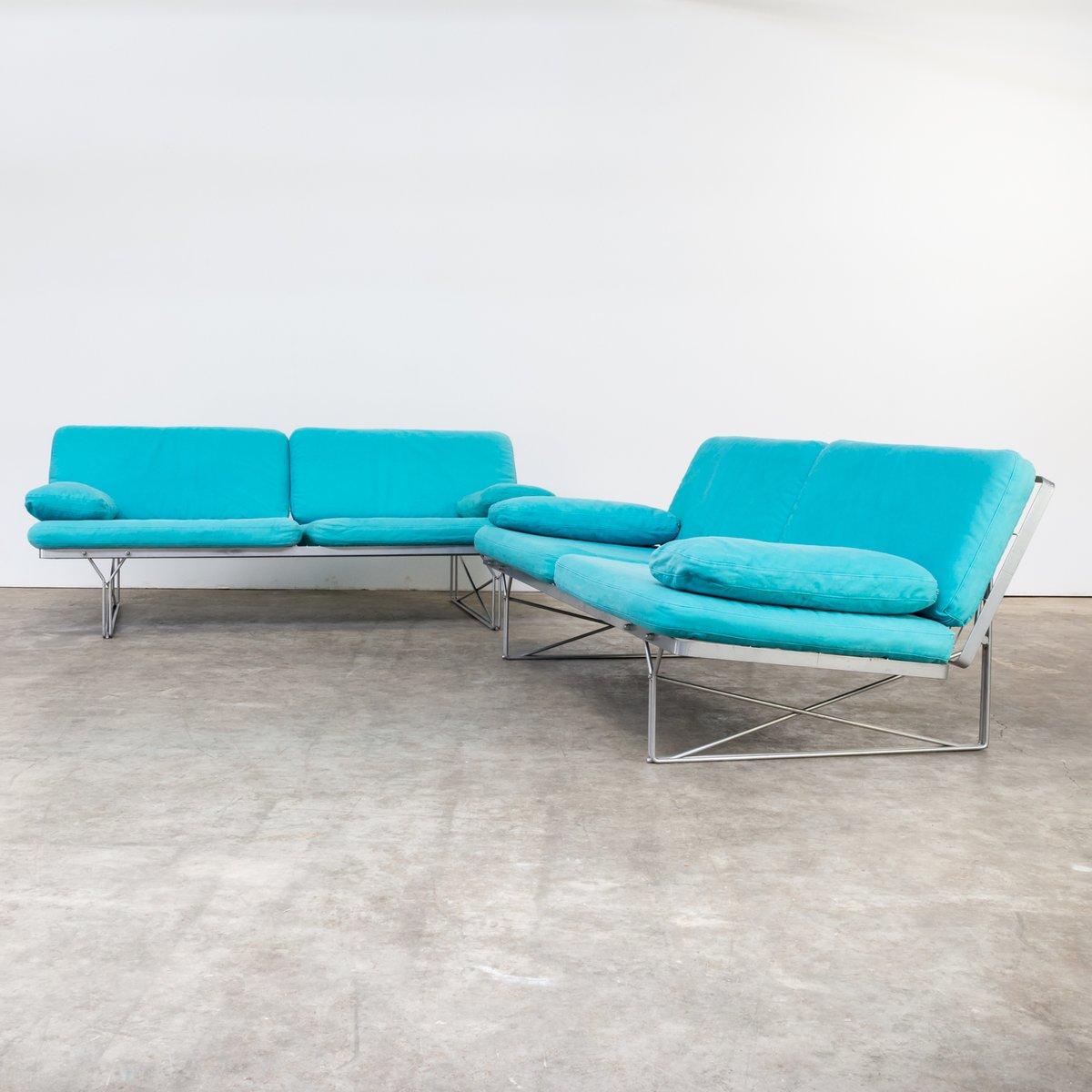 Moment Sofas von Niels Gammelgaard für Ikea, 1985, 2er Set