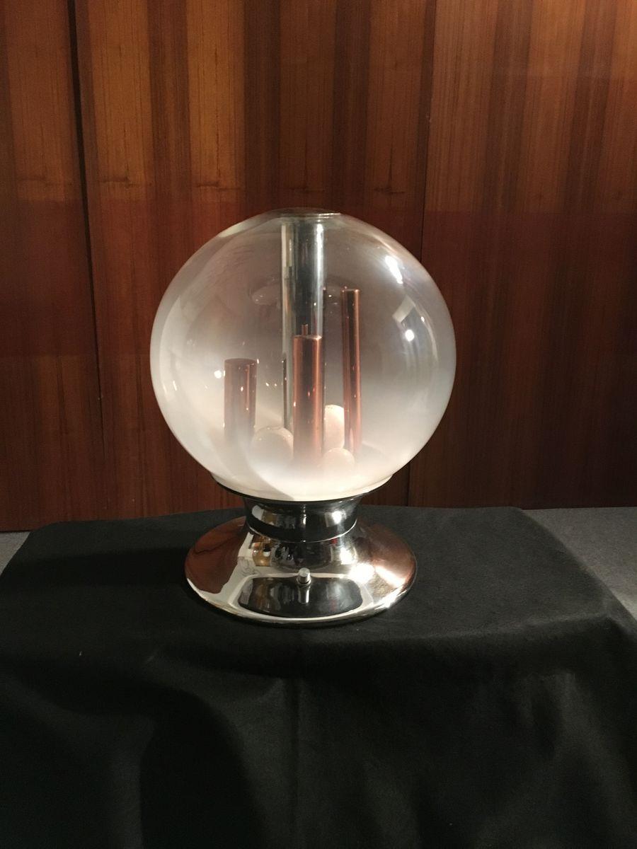 Lampe de bureau vintage par angelo brotto en vente sur pamono - Lampe de bureau style anglais ...