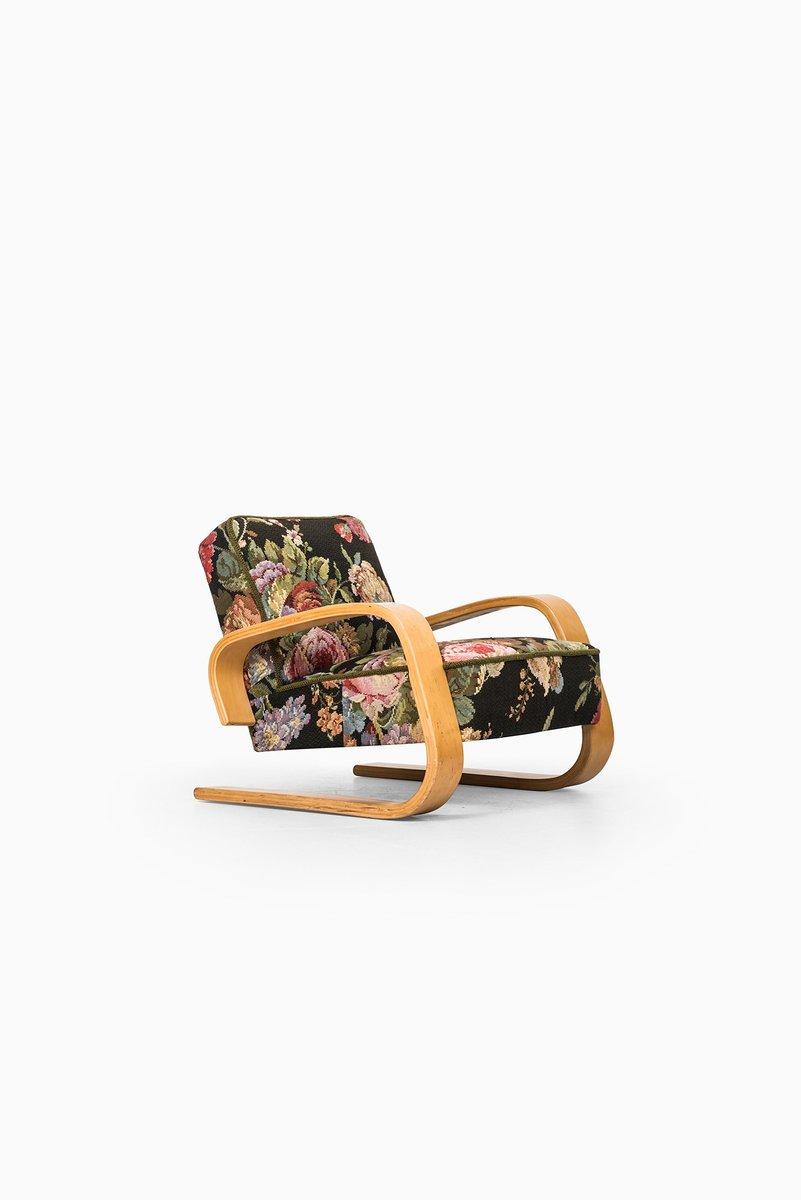 Vintage Sessel von Alvar Aalto für Artek