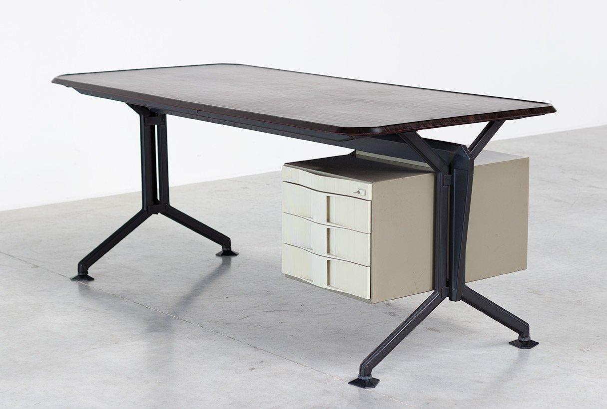 Ufficio Scrivania Jobs : Scrivania arco da ufficio di studio bbpr per olivetti in