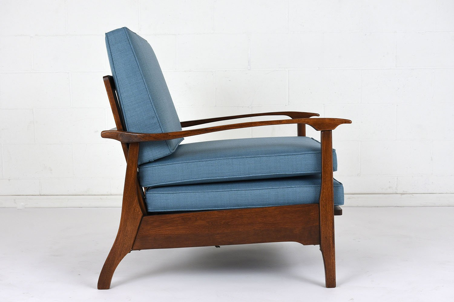 Mid Century Reclining Lounge Chair 1960s For Sale At Pamono