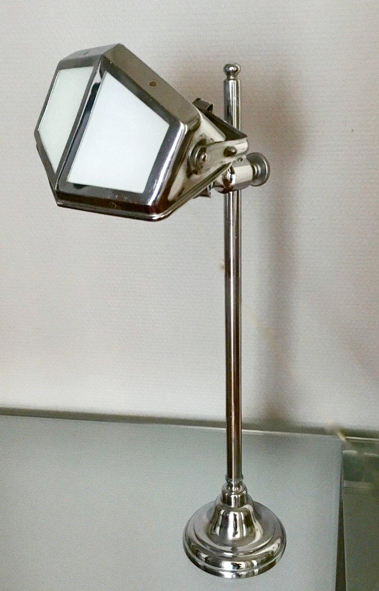 Vintage Schreibtischlampe von Pirouett
