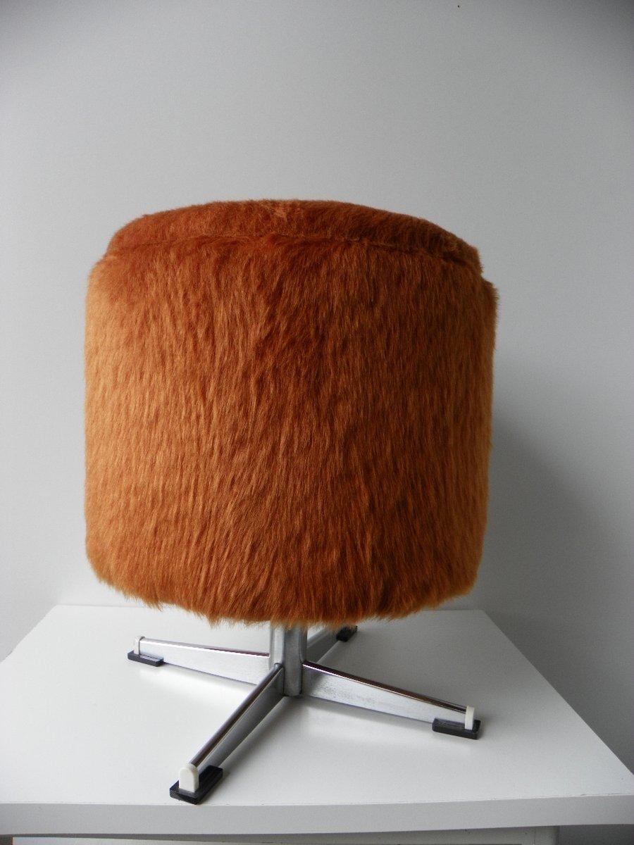 pouf vintage avec rangement en vente sur pamono. Black Bedroom Furniture Sets. Home Design Ideas