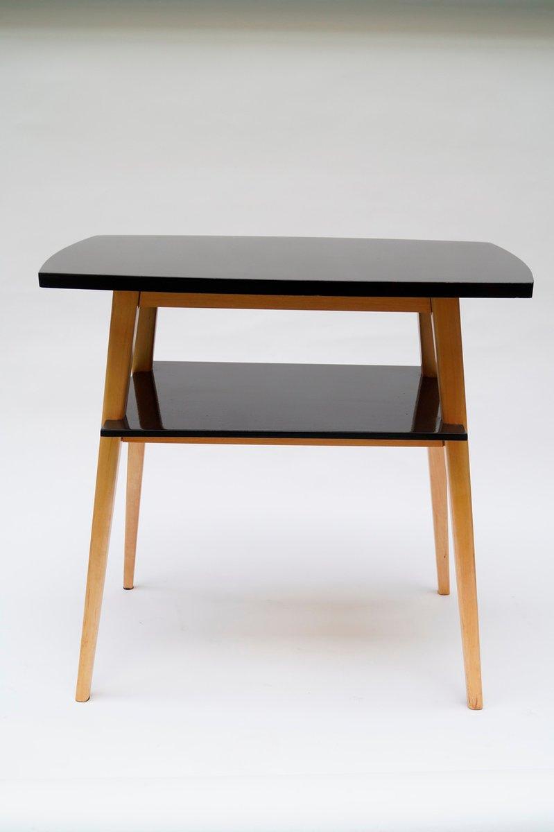 Einzigartig Tv Tisch Dekoration Von Vintage Von Leśniewski & Lejkowski Für Cracow