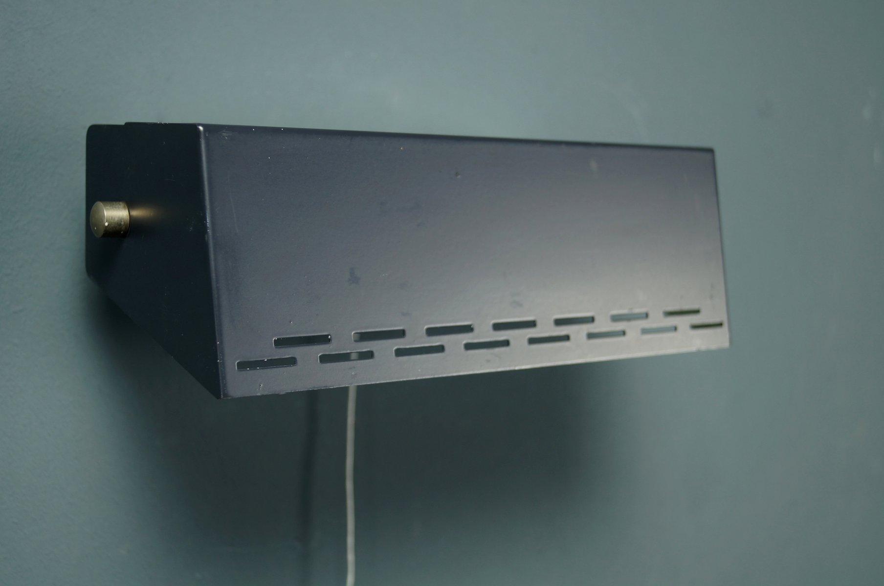 Minimalistische Wandlampen von Hillebrand Lighting, 1960er, 2er Set