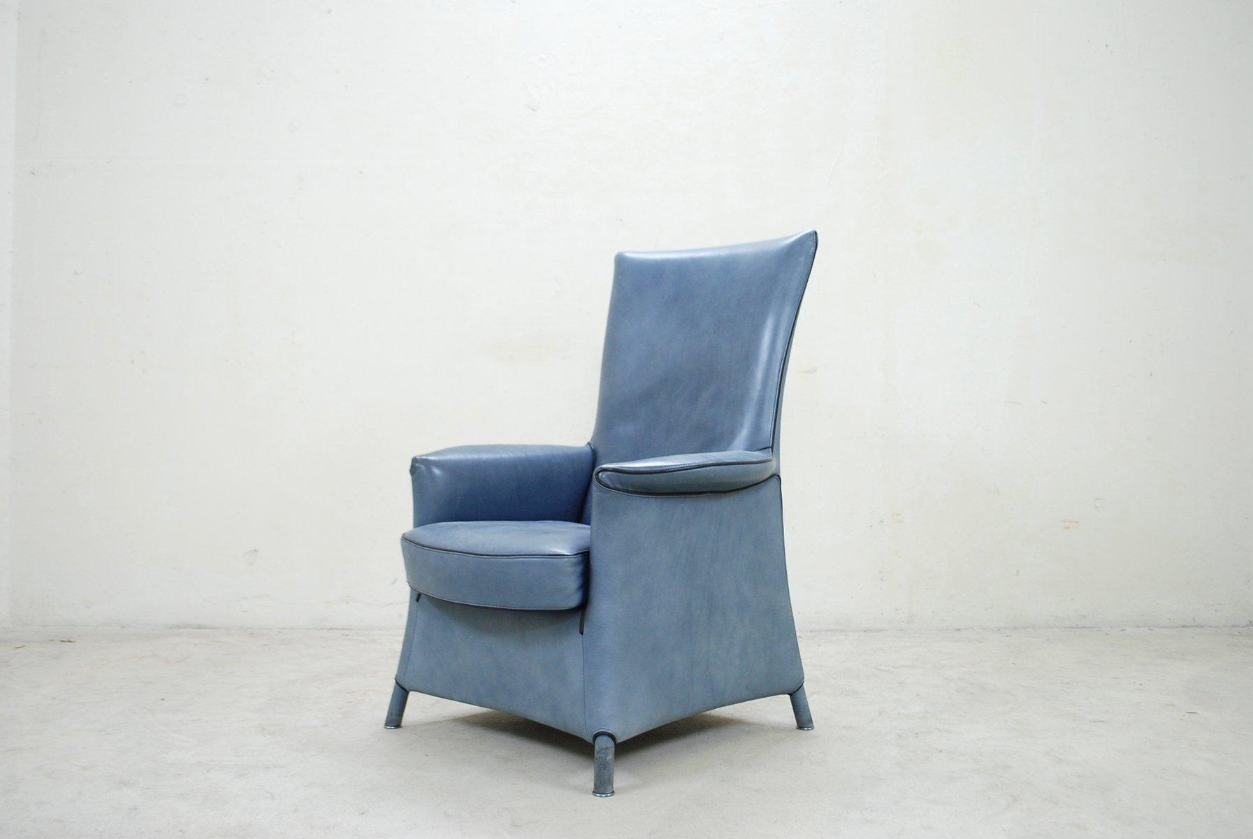 Vintage Alta Sessel mit Hoher Rückenlehne von Paolo Piva für Wittmann