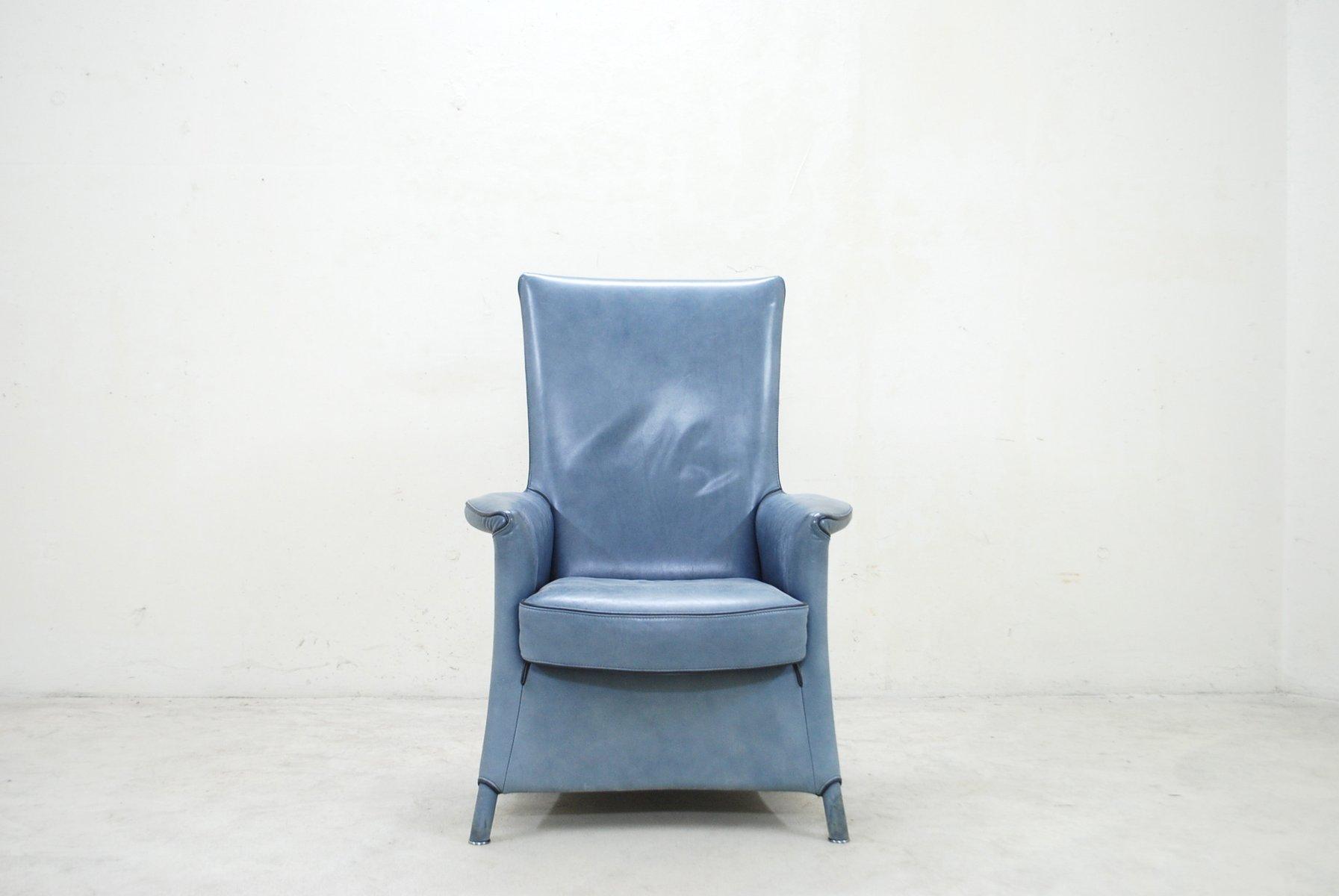 vintage alta sessel mit hoher r ckenlehne von paolo piva f r wittmann bei pamono kaufen. Black Bedroom Furniture Sets. Home Design Ideas