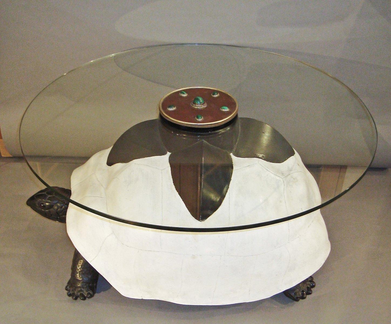 Schildkröte Couchtisch von Anthony Redmile, 1980er