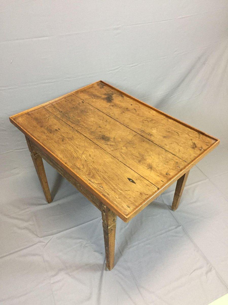 Mesa de centro antigua de cerezo en venta en pamono for Mesas de centro antiguas
