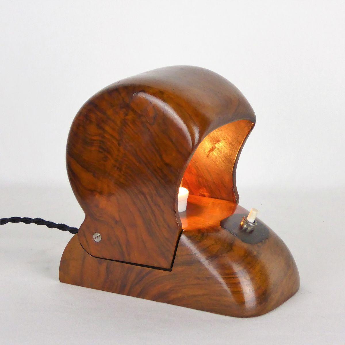 lampe de chevet 1930