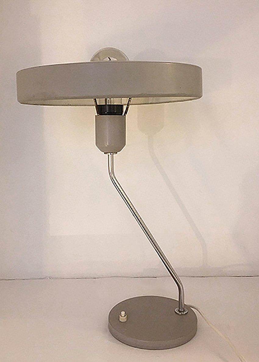 Schreibtischlampe von Louis Kalff, 1960er