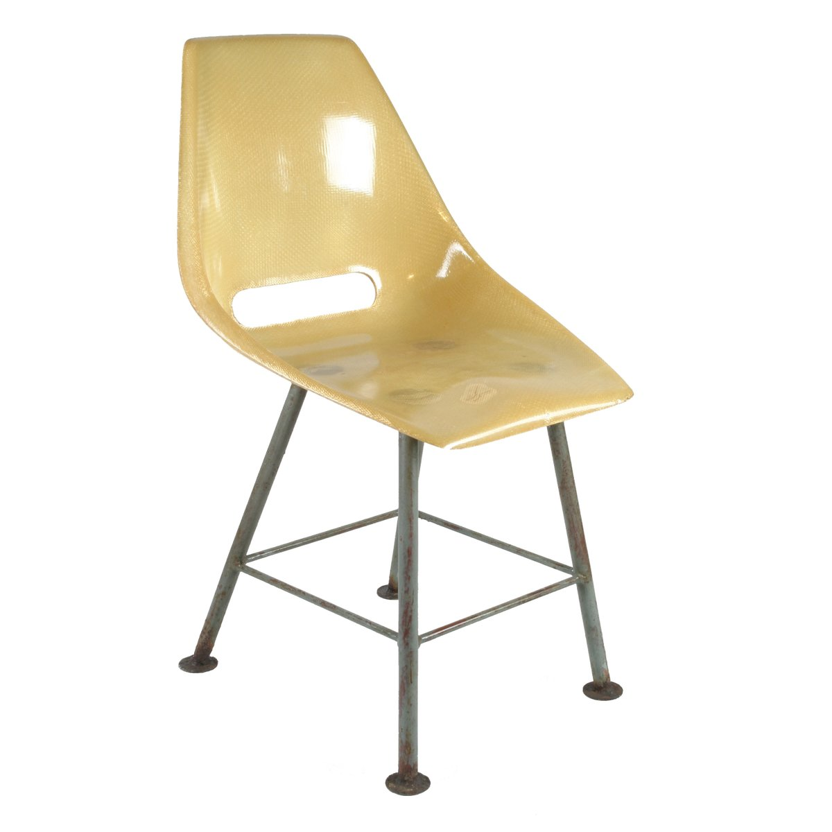 Mid-Century Chair by Miroslav Navratil for Vertex for sale at Pamono