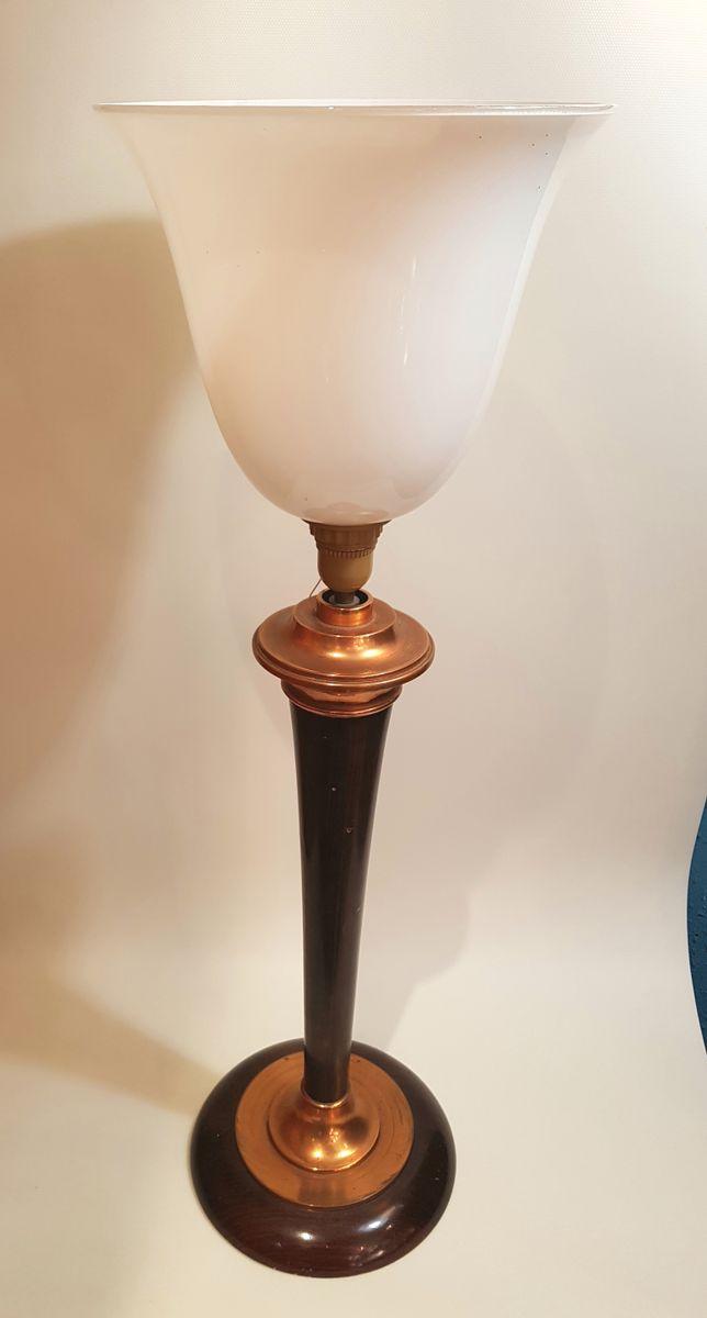 Lampe von Mazda, 1930er