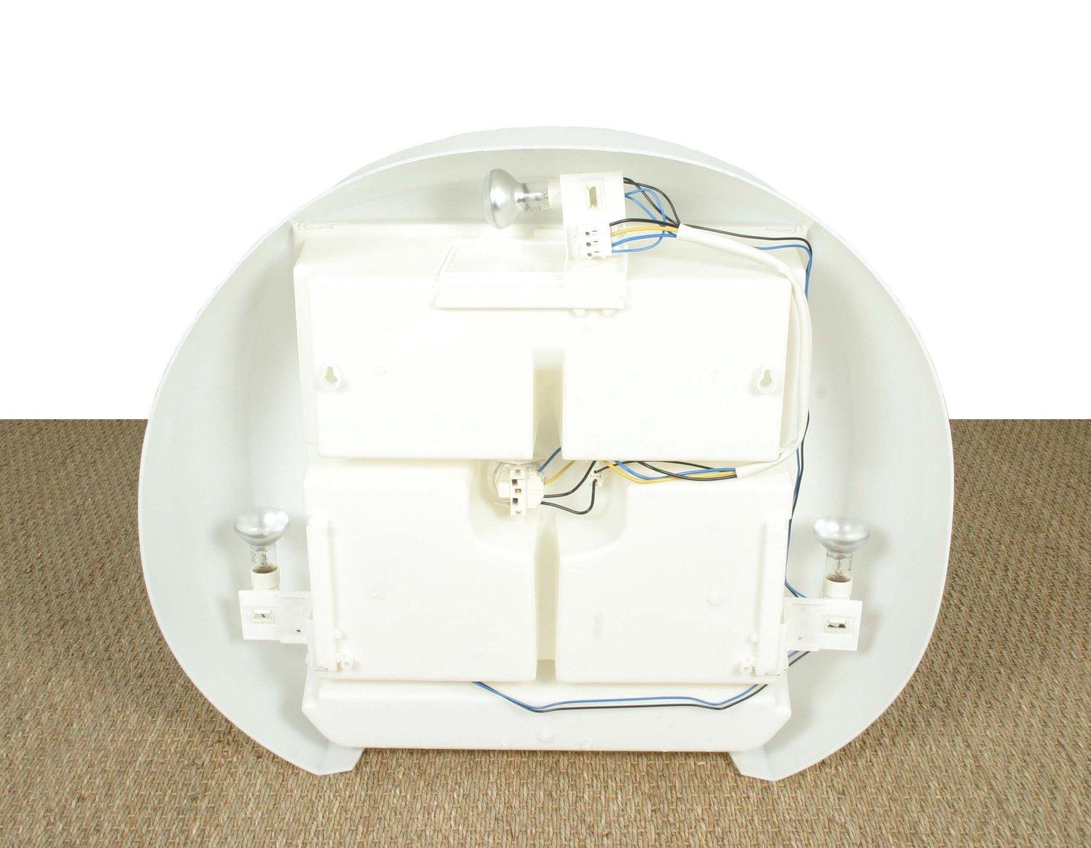 Armadietto da bagno con specchio di pierre paulin per allibert anni 39 70 in vendita su pamono - Armadietto bagno con specchio ...