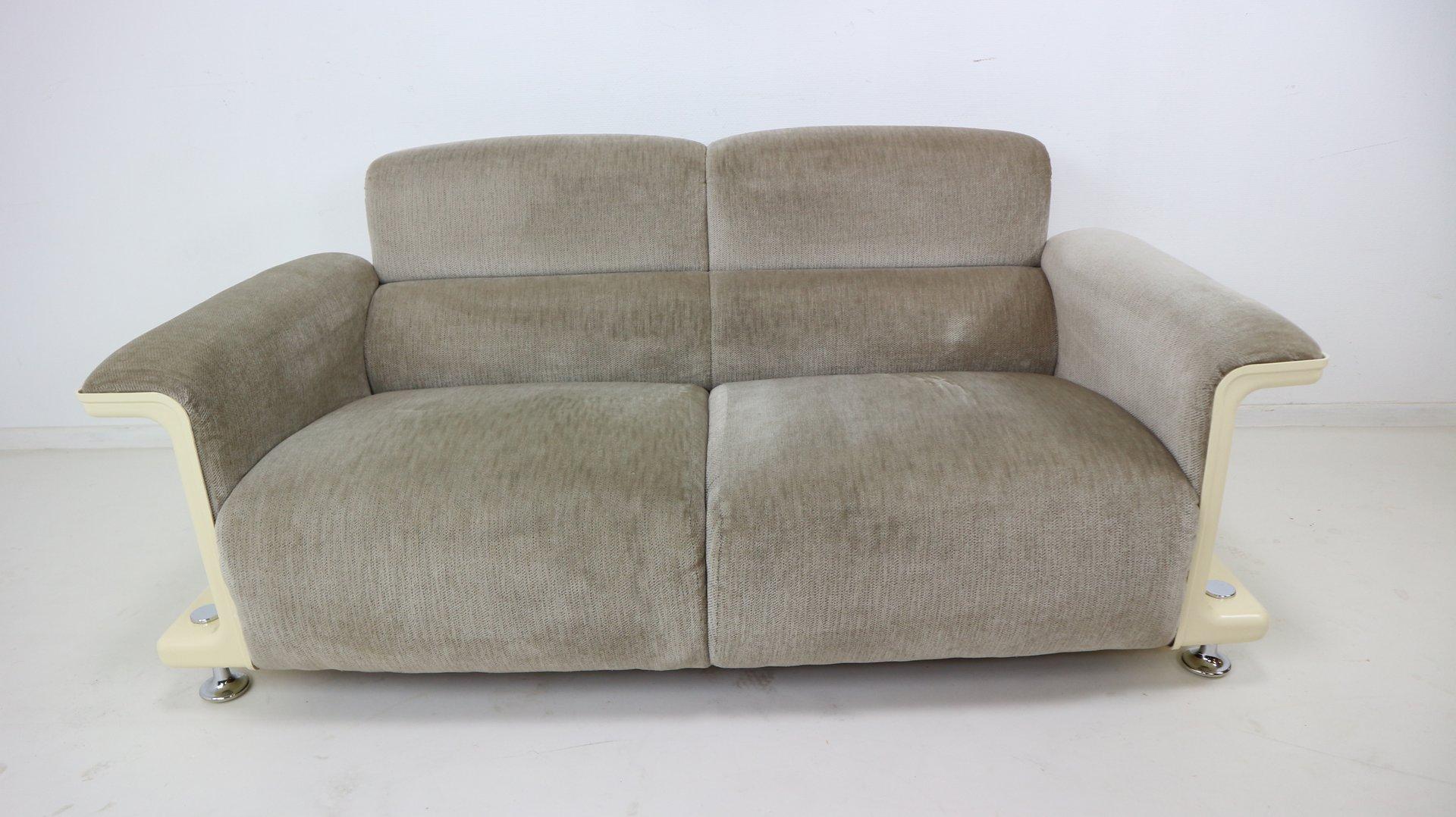 BZ28 2-Sitzer Sofa von Gerd Lange für ´t Spectrum, 1970er