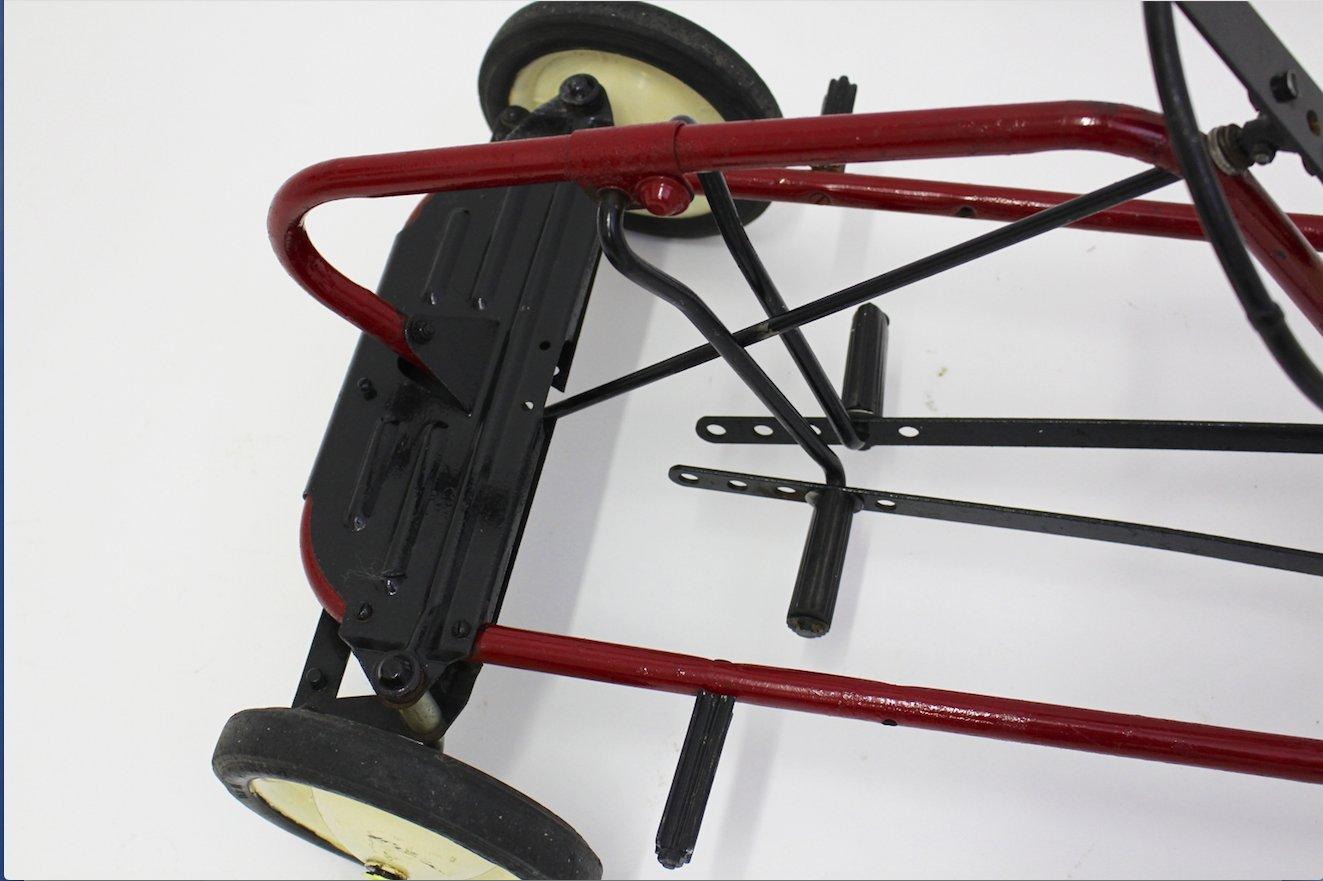 voiture de jouet p dale pour enfant 1950s en vente sur pamono. Black Bedroom Furniture Sets. Home Design Ideas