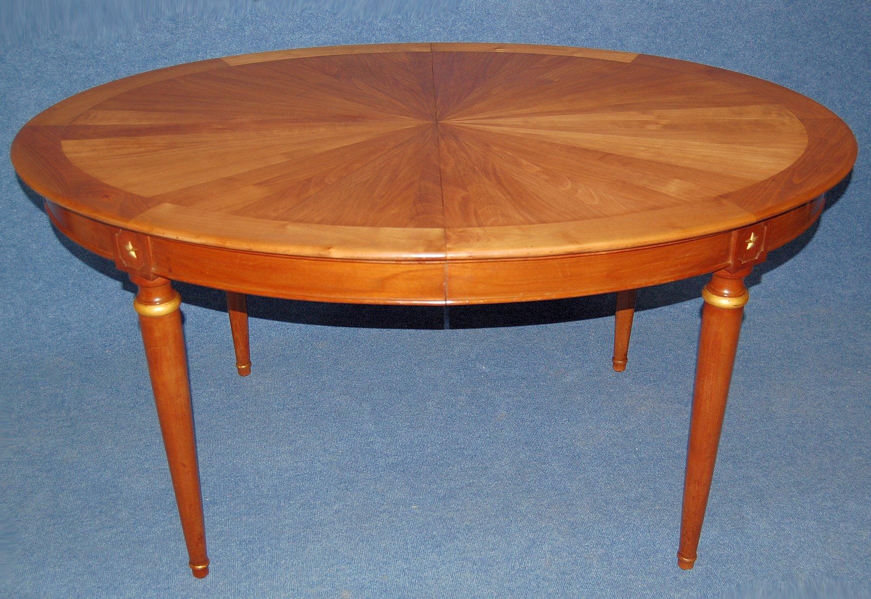 table de salle manger extensible 1940s en vente sur pamono. Black Bedroom Furniture Sets. Home Design Ideas