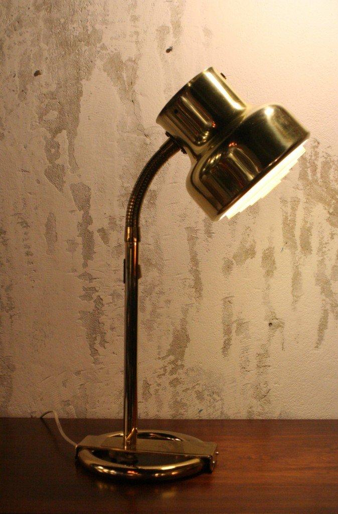 Mid-Century Bumling Schreibtischlampe von Anders Pehrson für Ateljé Ly...