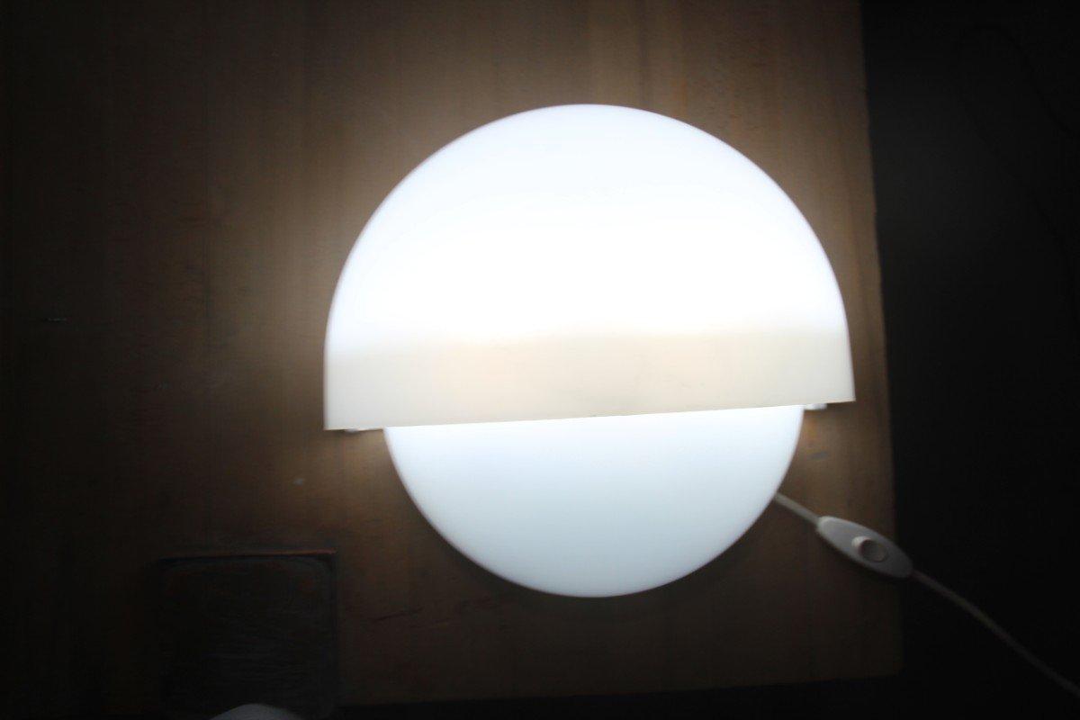 Lampadario In Legno Wood Mania : Lampada da parete mania vintage di vico magistretti per artemide