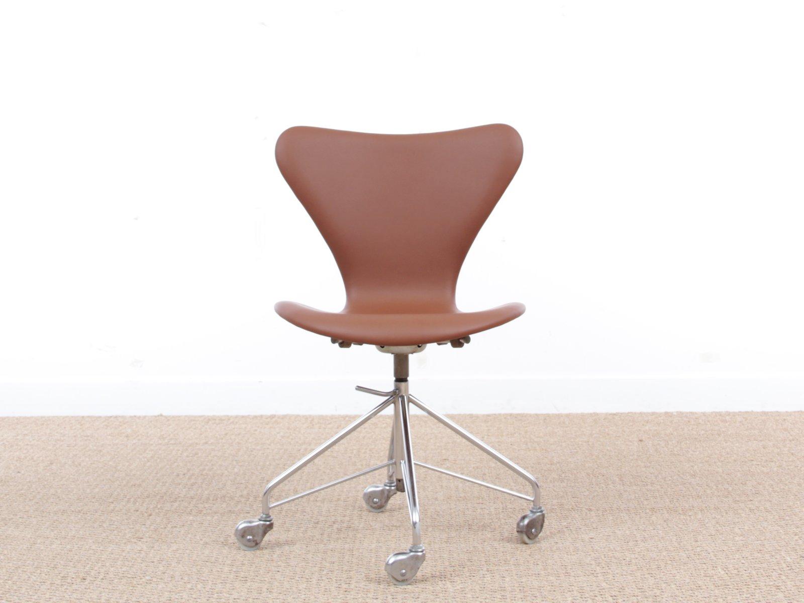 Silla de escritorio modelo 3117 mid century moderna de for Silla escritorio moderna