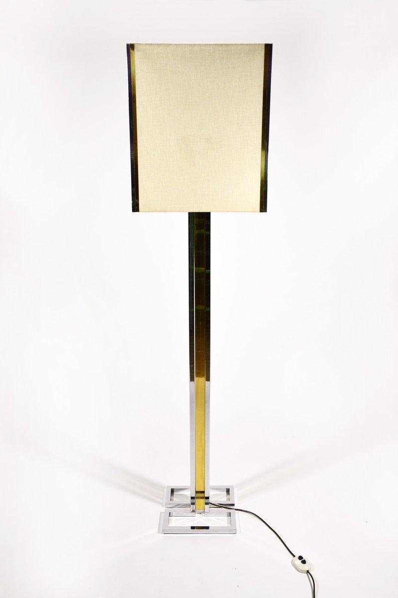 Stehlampe von Willy Rizzo für BF, 1970er