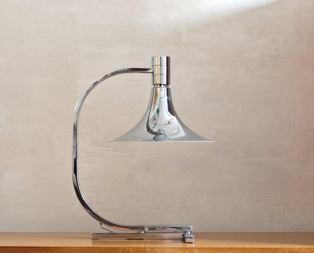 Vintage Tischlampe aus AM / AS Serie von Franca Helg & Franco Albini f...