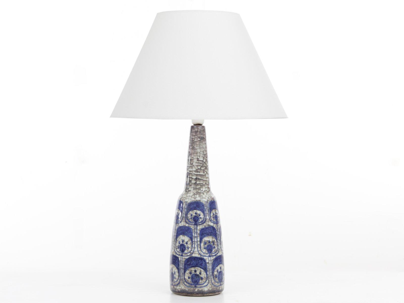 Mid Century Modern Scandinavian Ceramic Lamp By Marianne Starck For Michael Andersen Son