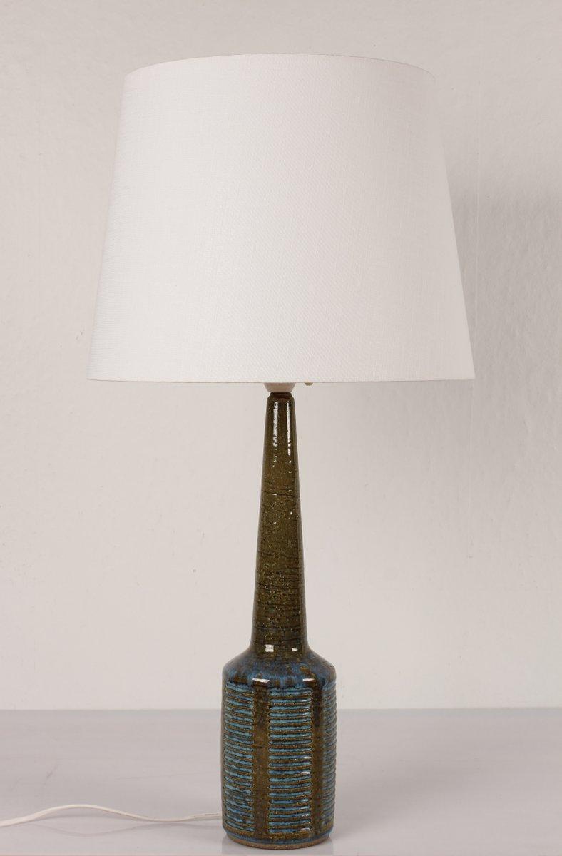 Große Tischlampe von Per Linnemann Schmidt für Palshus, 1970er