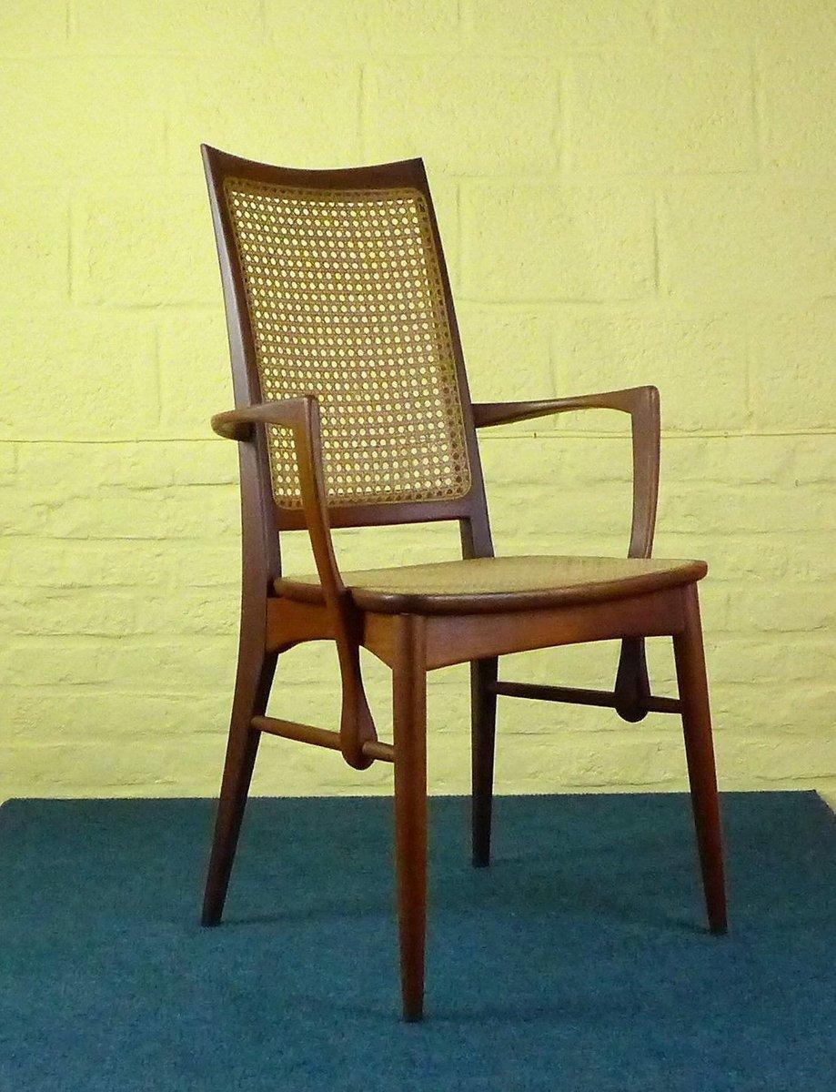 d nischer vintage stuhl von niels koefoed f r hornslet bei. Black Bedroom Furniture Sets. Home Design Ideas