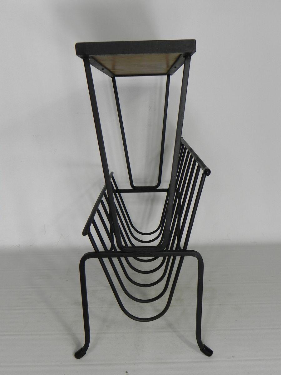 vintage beistelltisch bei pamono kaufen. Black Bedroom Furniture Sets. Home Design Ideas