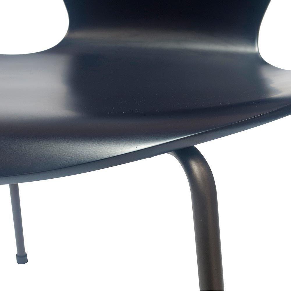 3107 Stuhl Von Arne Jacobsen Für Fritz Hansen Bei Pamono Kaufen
