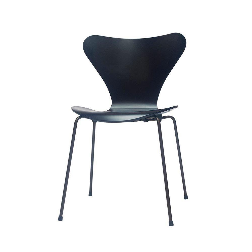 3107 stuhl von arne jacobsen f r fritz hansen bei pamono for Arne jacobsen stuhl replica