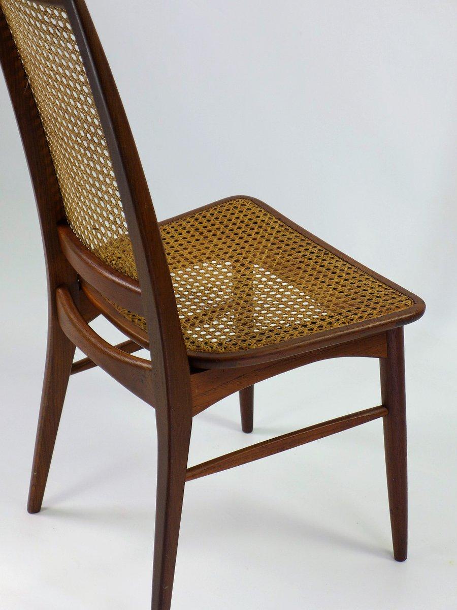 Chaise scandinave vintage par niels koefoed pour hornslet en vente sur pamono - Chaises scandinaves vintage ...