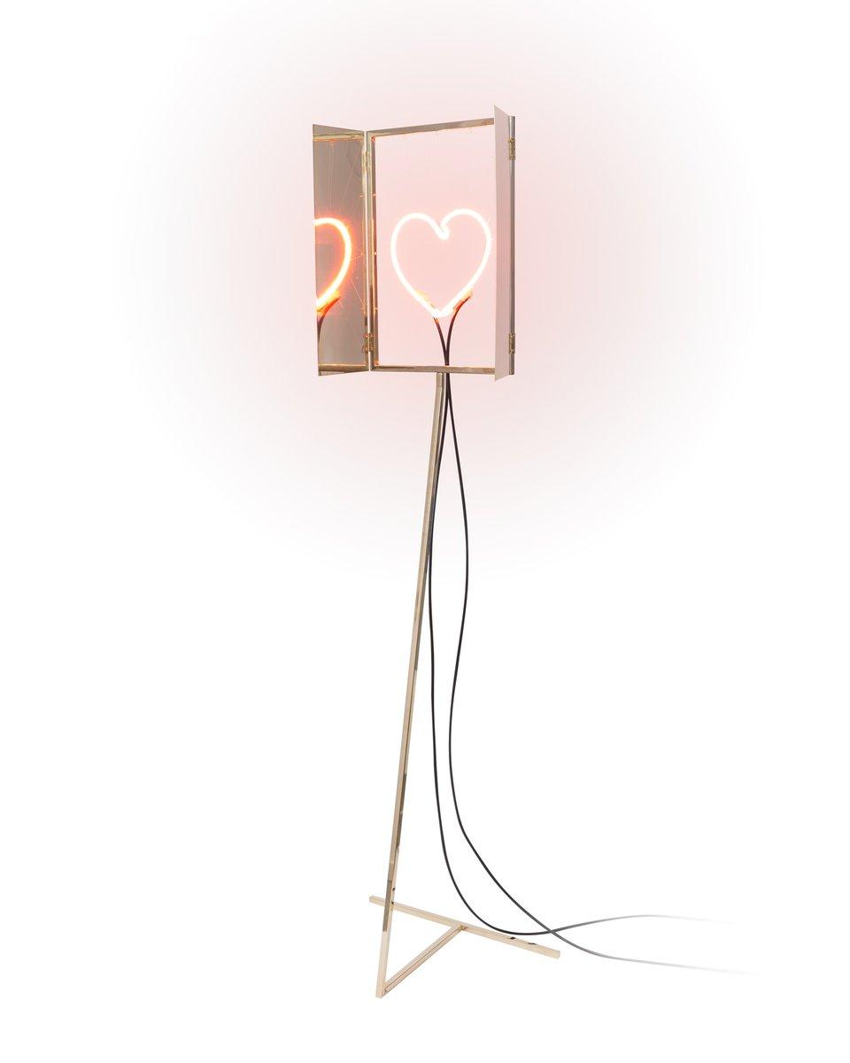 Altarino Tabernakel Lampe von Dozen Design