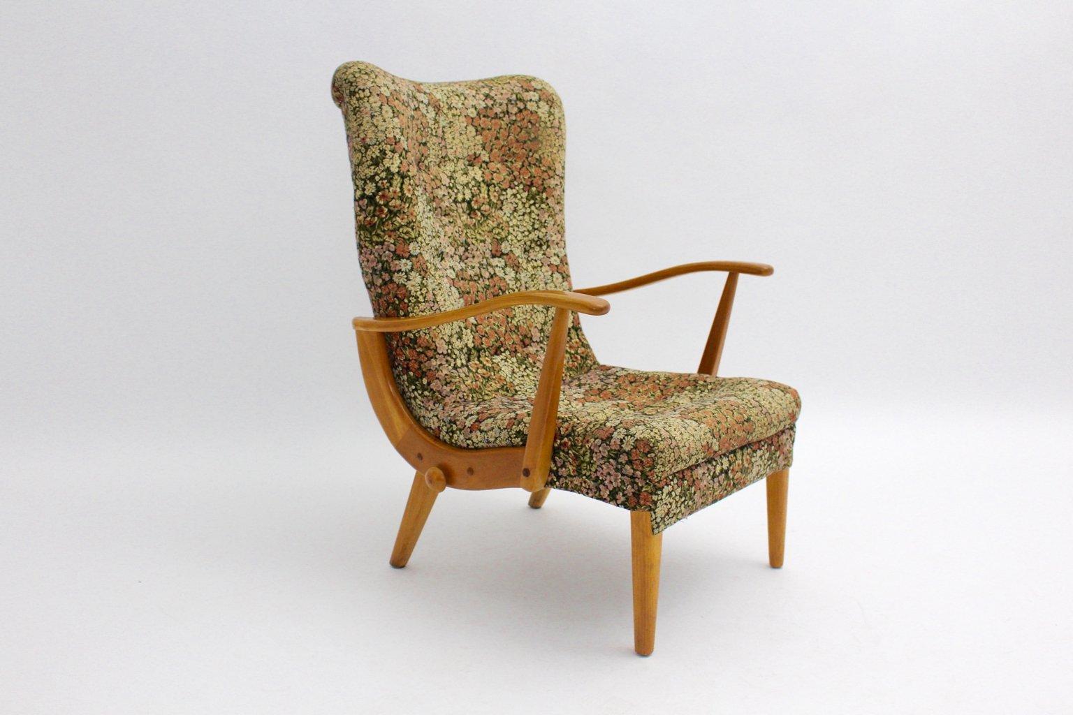 Österreichischer Sessel, 1950er