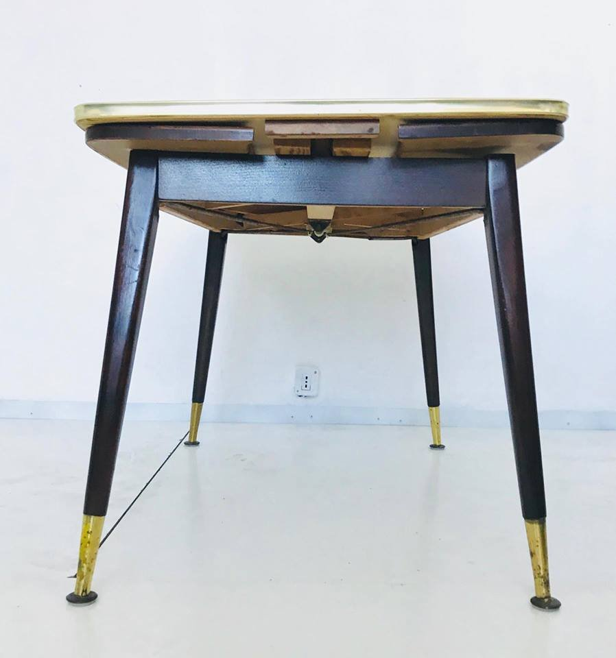 Coffee Table 1950s: Extendable Coffee Table, 1950s For Sale At Pamono