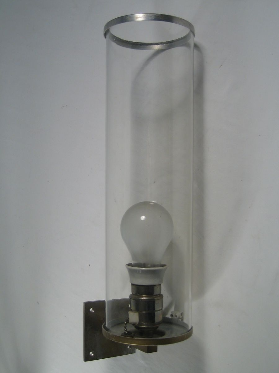 Wandlampe, 1910er