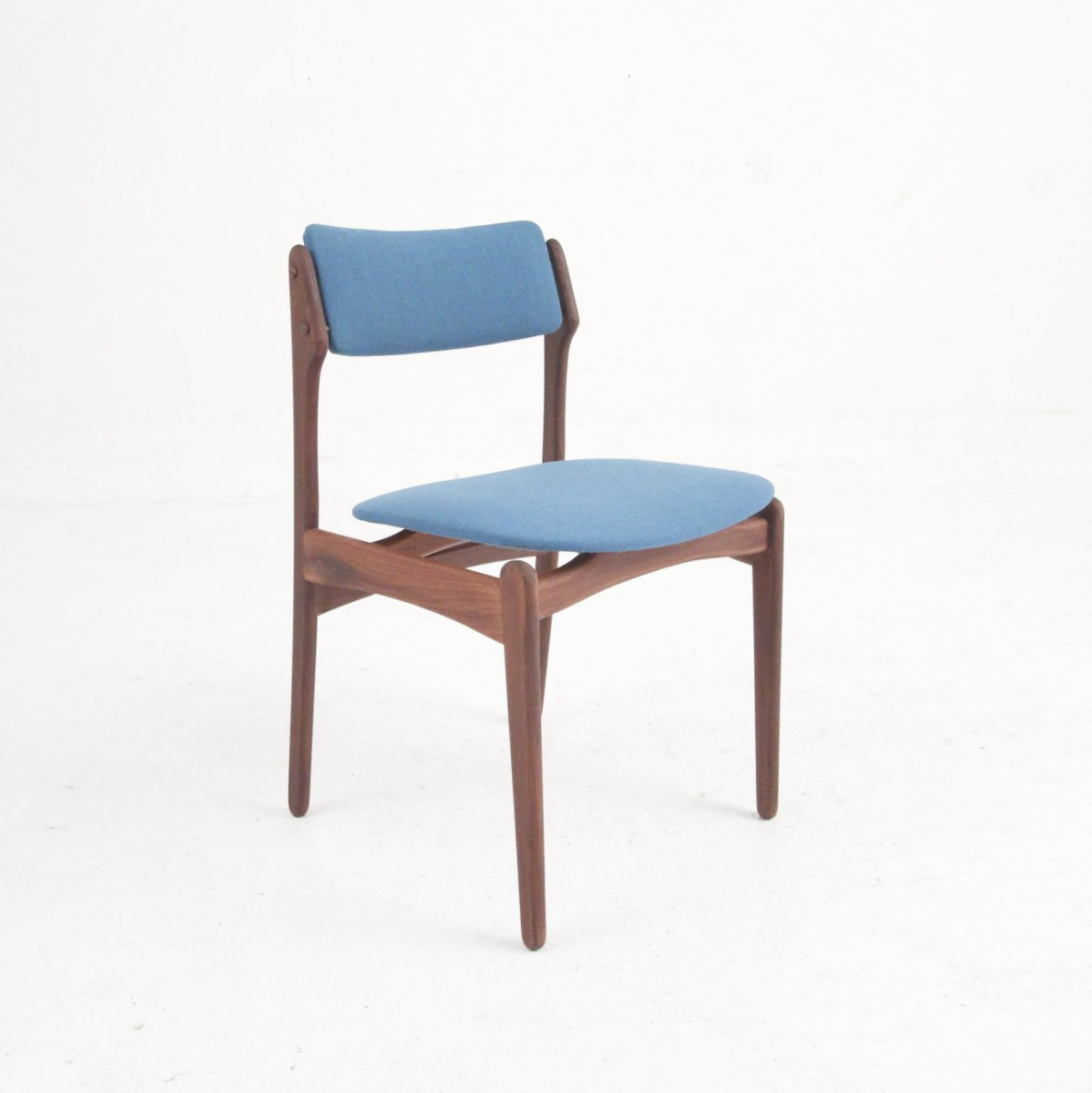 Awesome Vintage Danish Modern Dining Chairs In Rosewood, Set Of 4