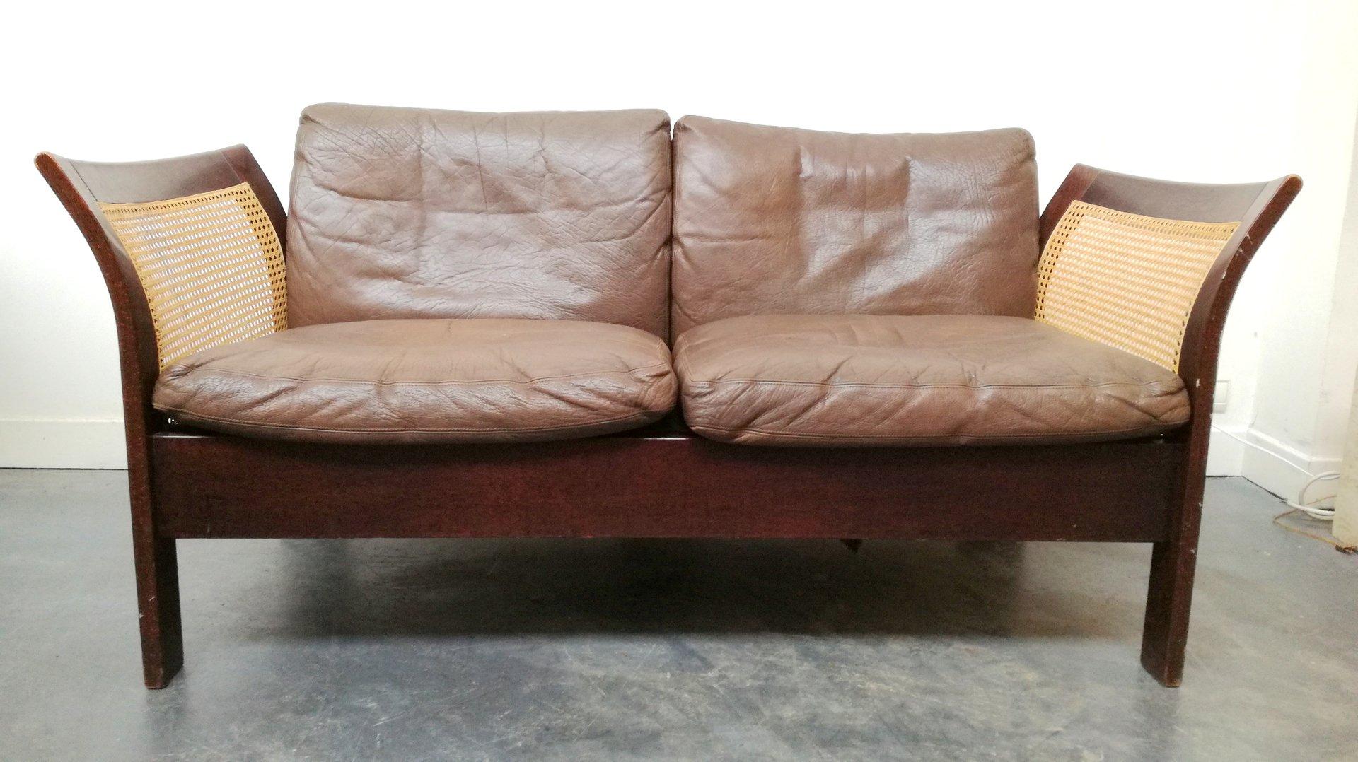 2-Sitzer Sofa von Vejen Polstermøbelfabrik, 1960er